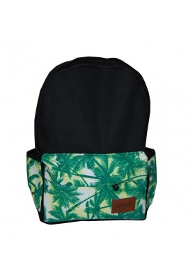 BAG PALMS BLACK