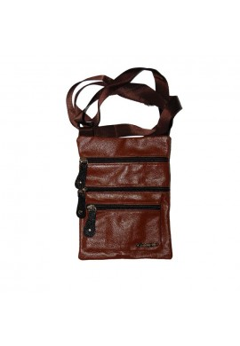 PASSPORTBAG BROWN (12U)
