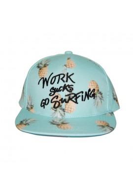 CAP PINAPPLE WORK