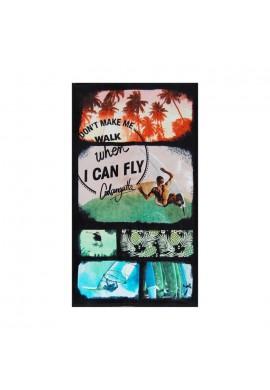TOWEL FLY 90X160 CM(R)