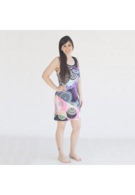 DRESS W PENELOPE (R)