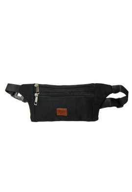 WAIST BAG 2 ZIP MUSTHAVE