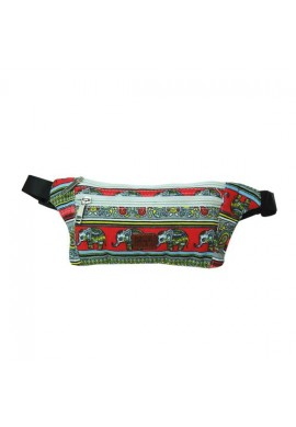 WAIST BAG SQUARE ELEPHANT