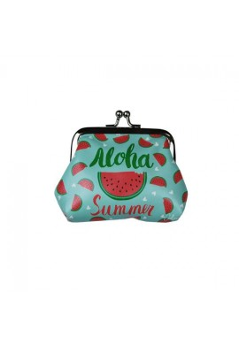 PURSE CLIP WATERMELON