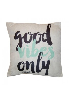 PILLOW GOOD VIBES